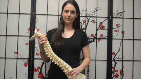 The Wall Posture- a classic postural exercise