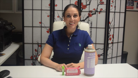 Dr. Bronner's products review ACT II