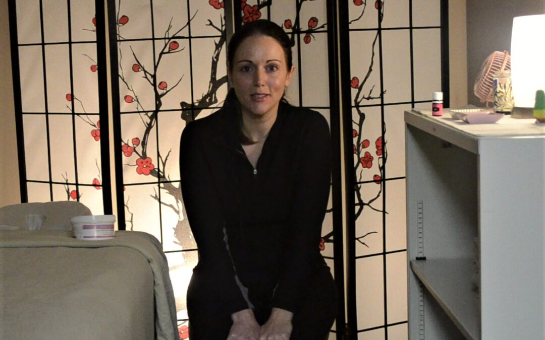 Massage with Aromatherapy options