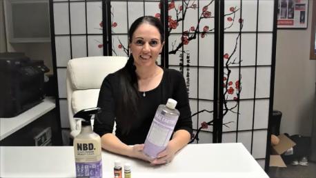 Dr. Bronner's Lavender Liquid Castile Soap- Second Bottle